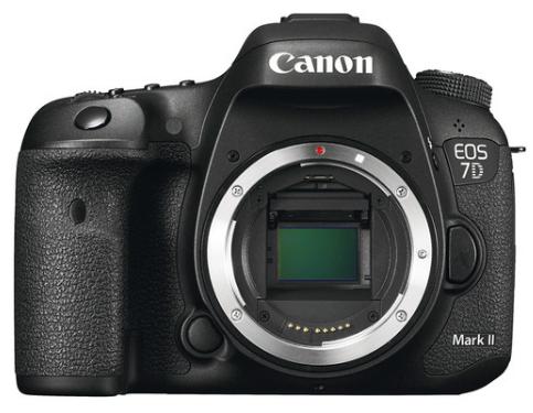 Canon 7DII
