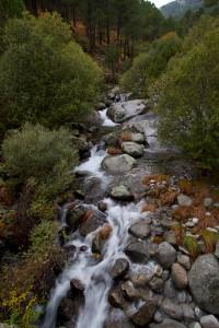 Cascata-Francisca, Gredos, Espanha