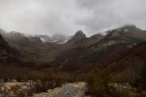 Vale de Pineta, Pirenéus, Espanha